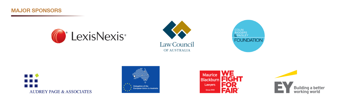 Composite image of awards sponsors