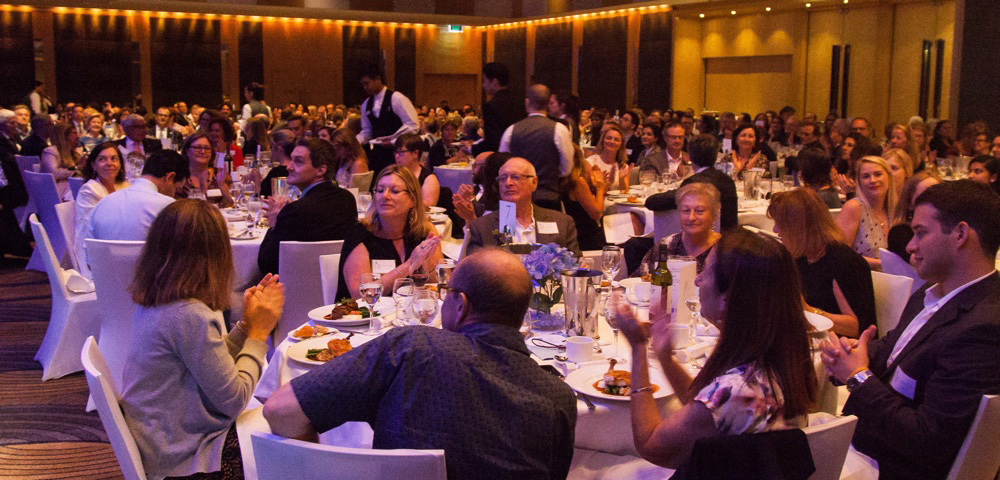 2015 Human Rights Awards Audience