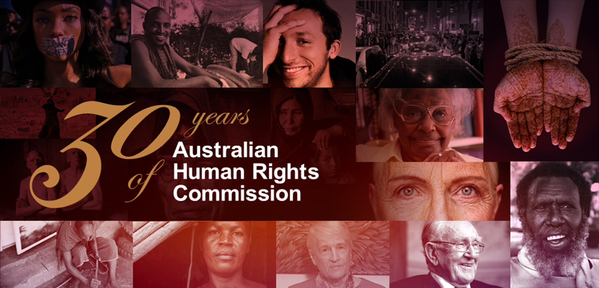 30 Years, Australian Human Rights Commission