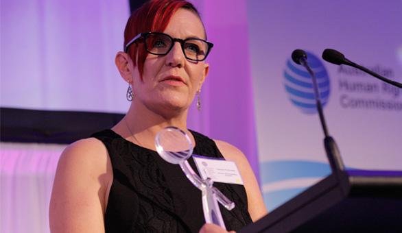 Carolyn Frohmader