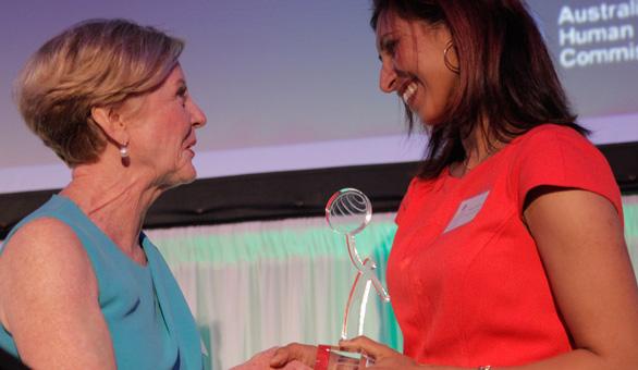 Literature Award Winner 2013 - Dr Ranjana Srivastava