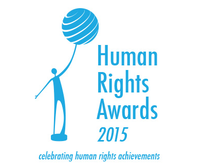 Human Rights Awards 2015 - celebrating human rights achievements