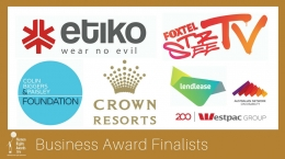 Business Award finalists