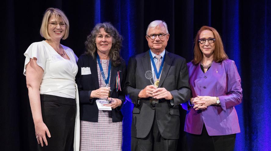 2018 HRA Medal Winners